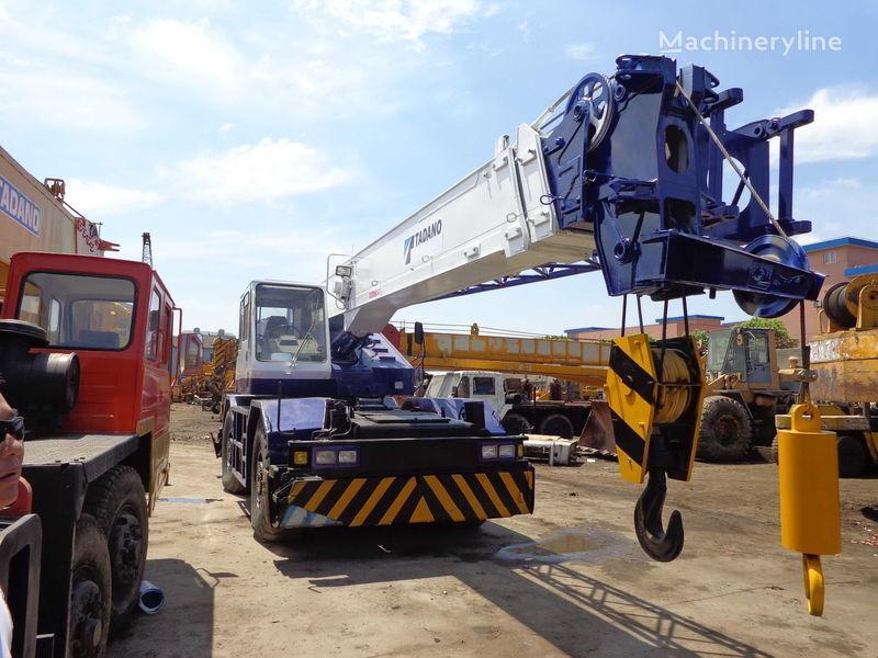 TADANO TR250M(rough terrain crane) mobiele kraan