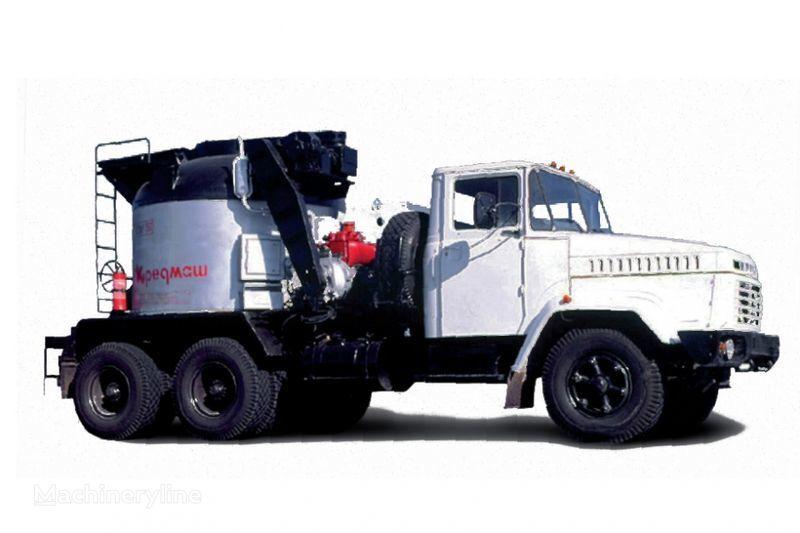 KRAZ 65055 KDM 1502 Kotel dlya litogo asfalta  overige