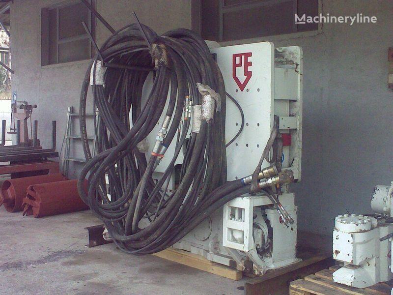 Vibropogruzhatel  PVE25 M + power unit PVE 480. overige