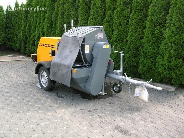 nieuw PUTZMEISTER P-13 KA 139 EMR pleistermachine
