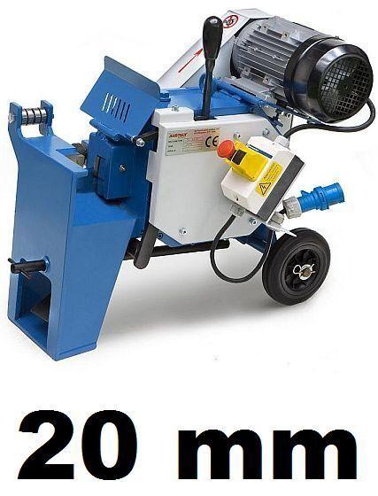 nieuw SIRMEX SC22 T 20mm profielbuigmachine