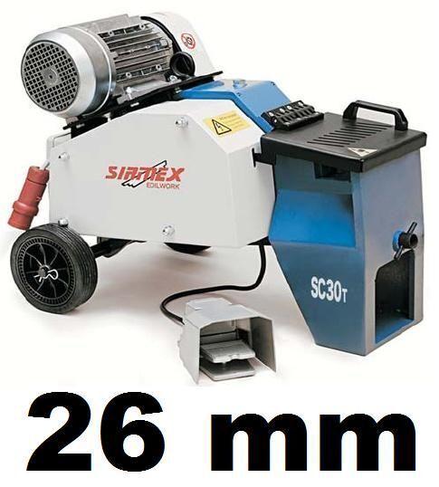 nieuw SIRMEX SC30 T profielenbuigmachine