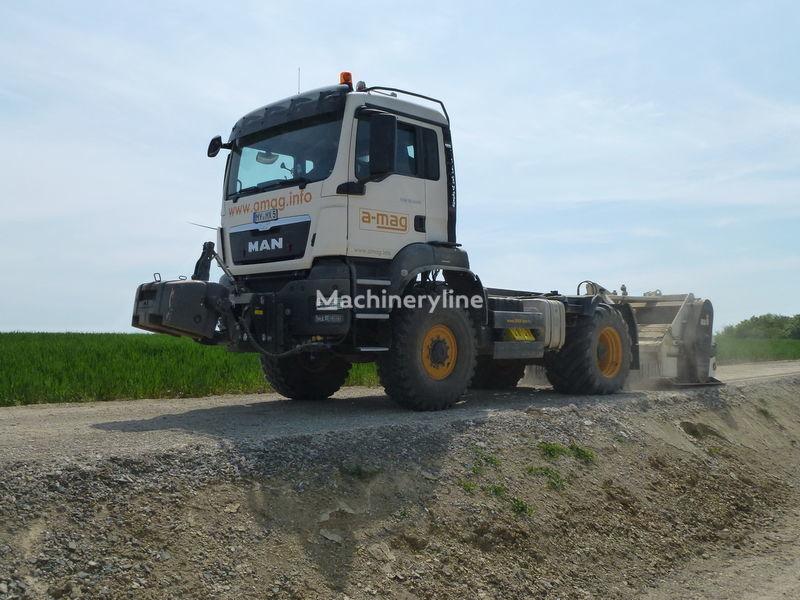 nieuw MAN TGS 18.480  - 4x4 recycling machine