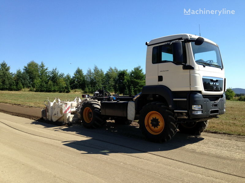 nieuw MAN TGS 18.480 BB 4x4 recycling machine