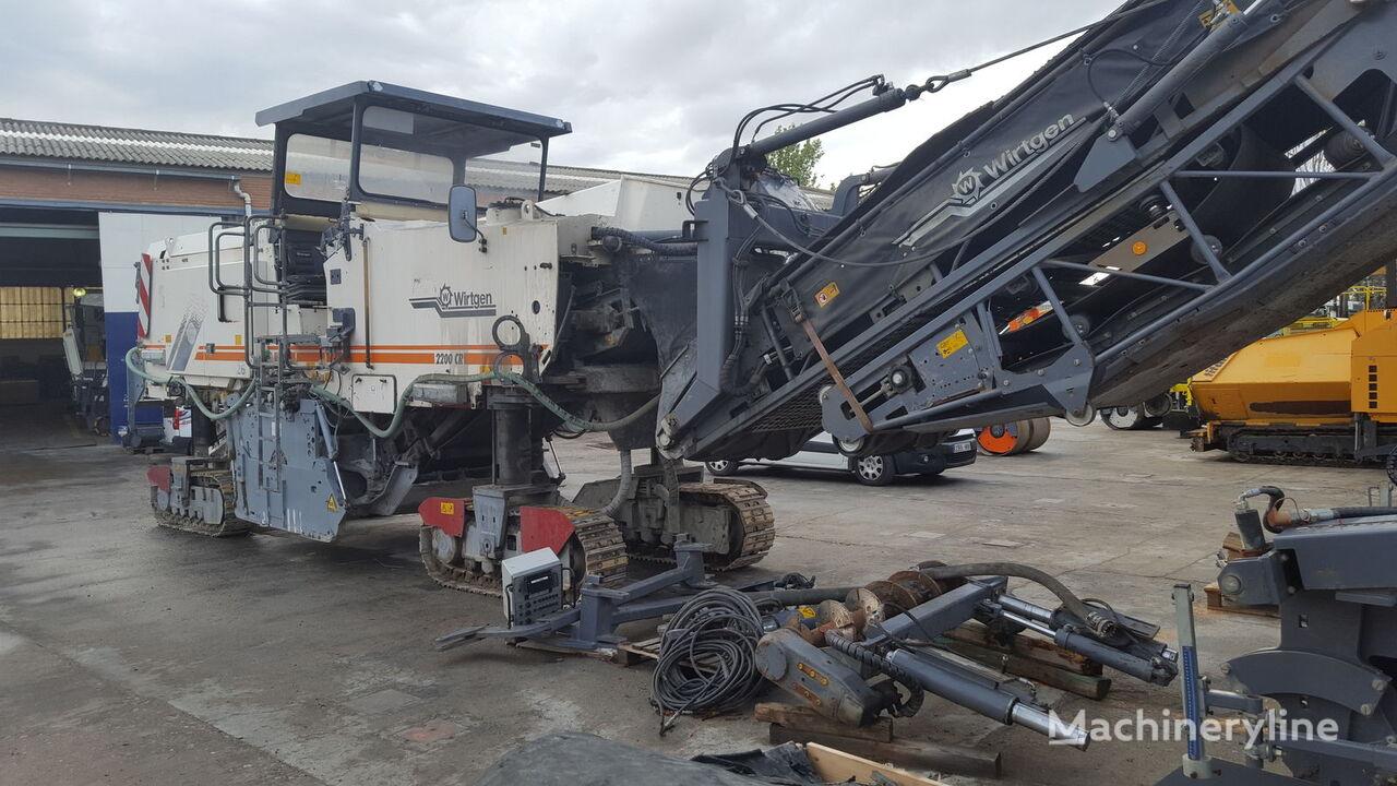WIRTGEN W2200 CR recycling machine