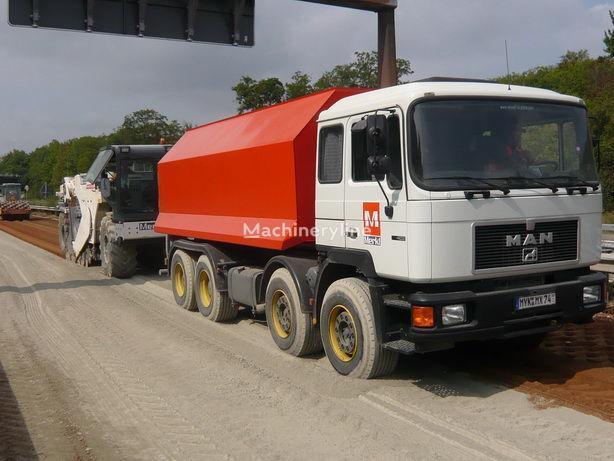 Amag hook lifter recyclingmachine