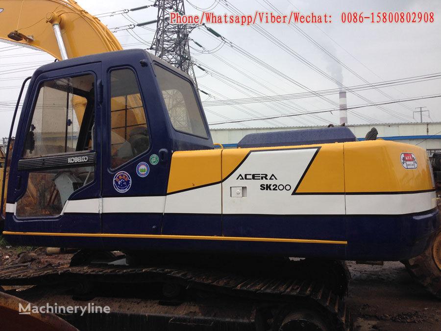 KOBELCO SK200-3 rupskraan