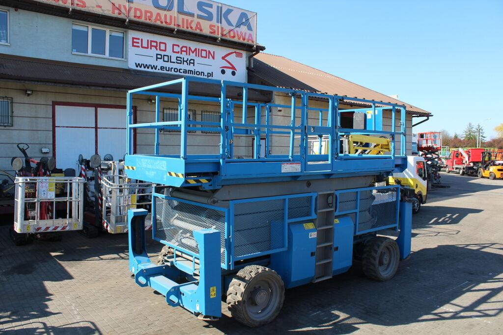 GENIE GS5390RT - 18m technical inspection! (Haulotte H18SX, jlg, skyja schaarhoogwerker