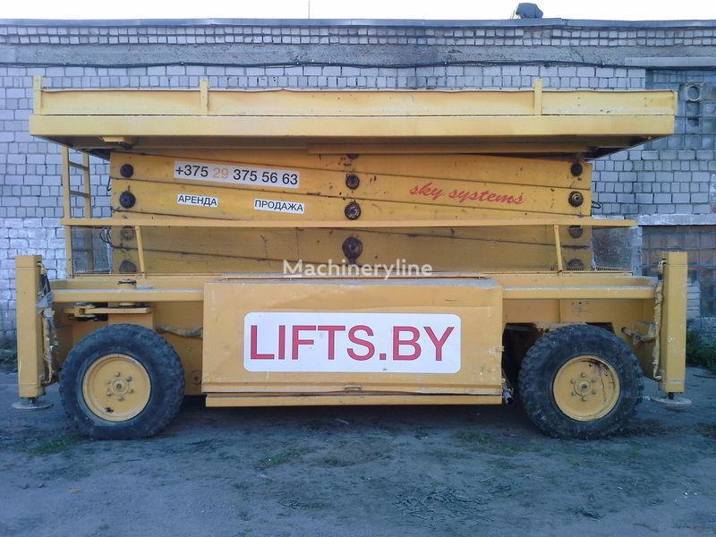 LIFTLUX SL-205-25   22.5m  4*4 schaarhoogwerker