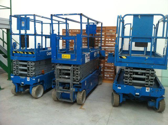 GENIE GS1932-2032-2632-2646-3246 schaarlift
