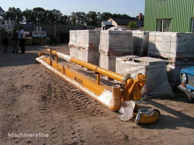 nieuw Strela dlya podachi betona (betonorazdatchik). Italiya slipform machine