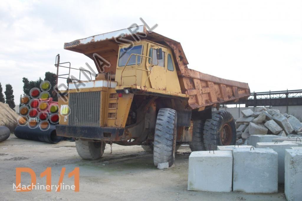 DRESSER 210 - 40 mc starre dumper