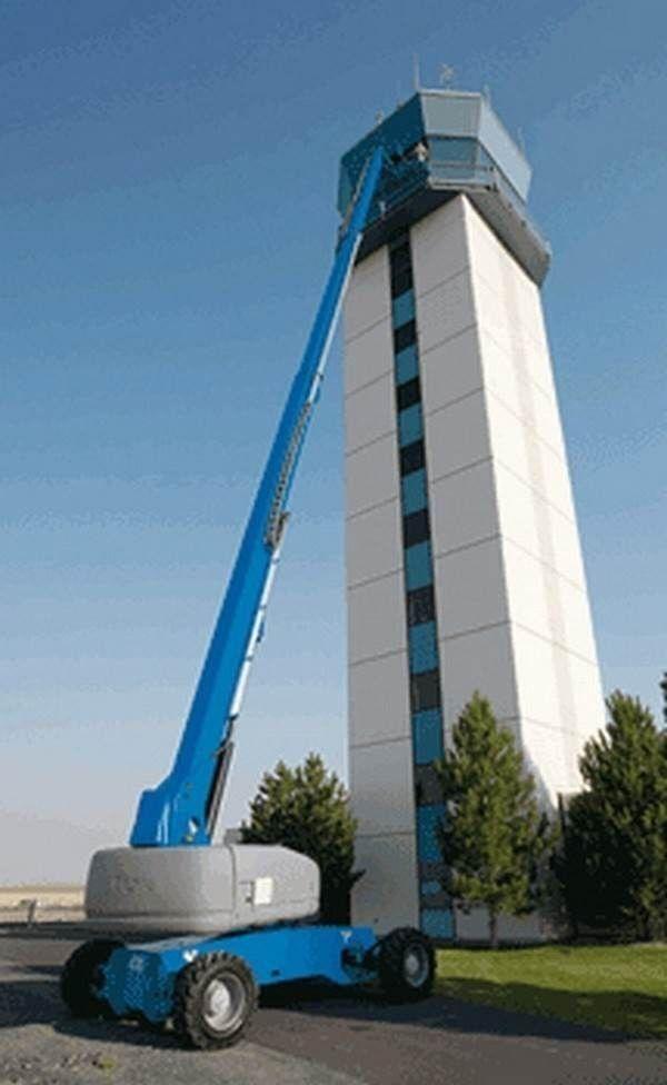 GENIE S 105 telescoophoogwerker