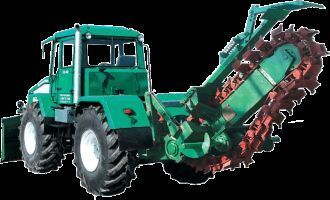 HTA-200-06 trencher