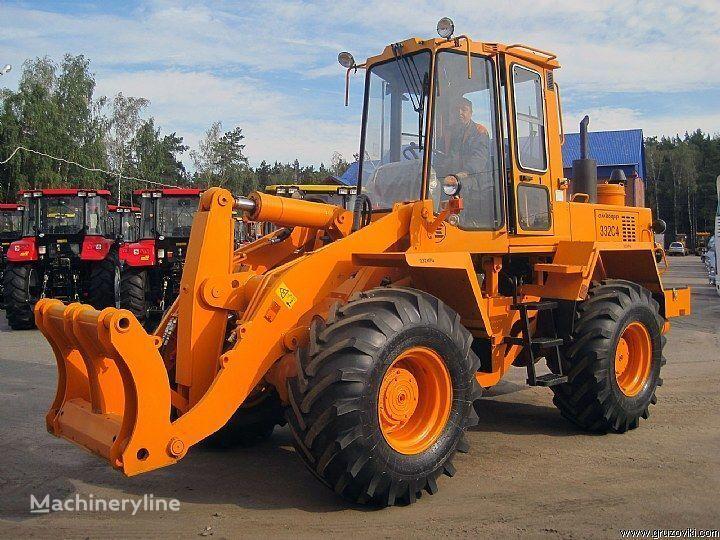 nieuw AMKODOR 332 S4 wiellader