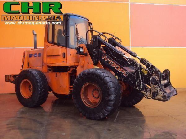 FIAT-HITACHI W130PL wiellader