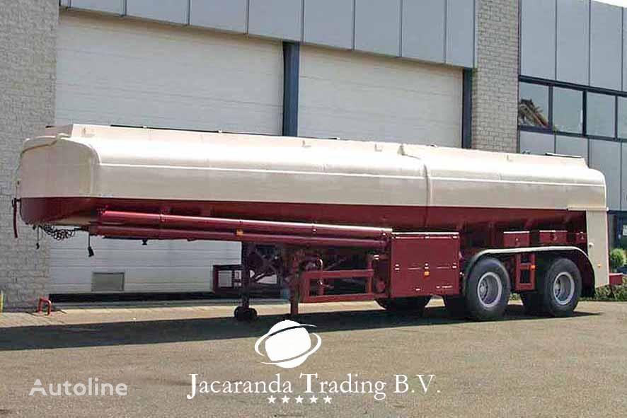 AUREPA STW 30000 FUEL TANK TRAILER brandstoftank oplegger