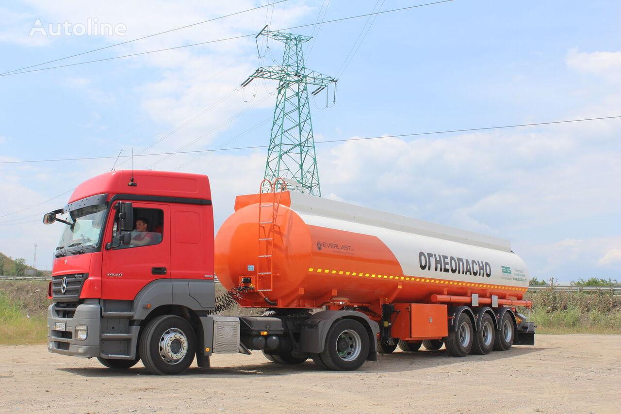 EVERLAST EVL-AL-32-3 brandstoftank oplegger