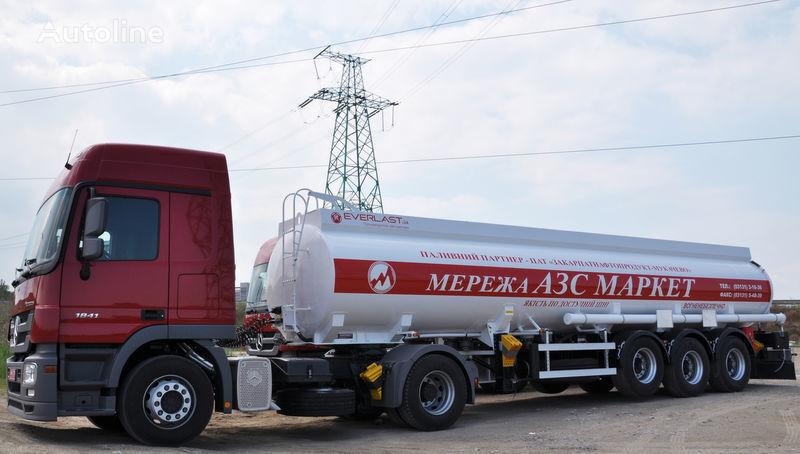 nieuw EVERLAST PPC brandstoftank oplegger