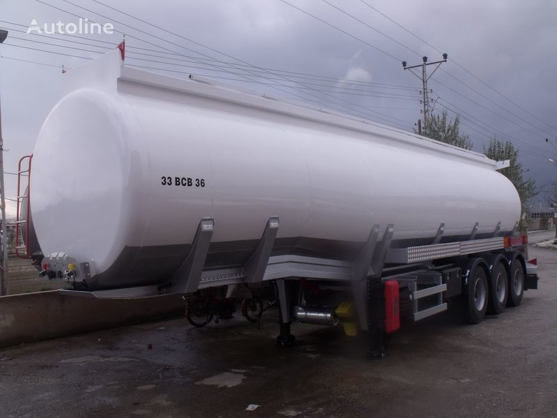 nieuw LIDER LİDER TANKER NEW 2017 MODEL for sales (MANUFACTURER COMPANY SALE brandstoftank oplegger