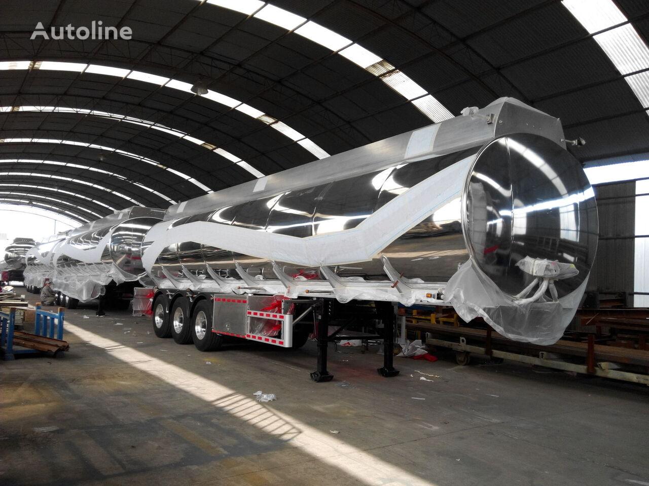 nieuw MAGYAR 10 x unit 45 M 3 Magnalium brandstoftank oplegger