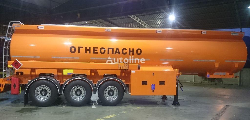 nieuw OKT-TRAILER brandstoftank oplegger
