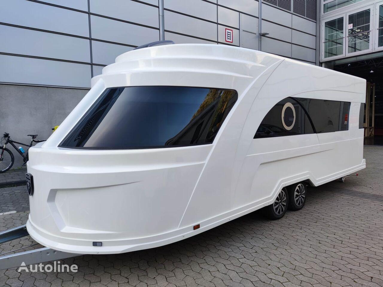 nieuw Derubis DERUBIS Series 7 / Monocoque / Wohnwagen wie eine Yacht caravan