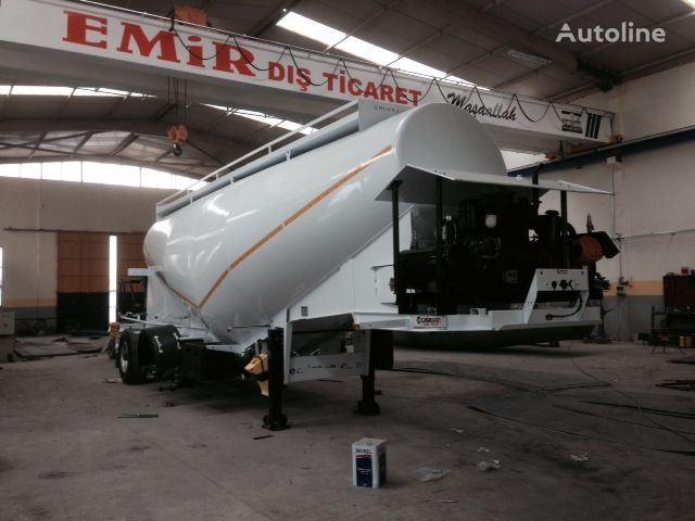 EMIRSAN Direct from Factory Customized Cement Tankers , Brand NEw  cement tank