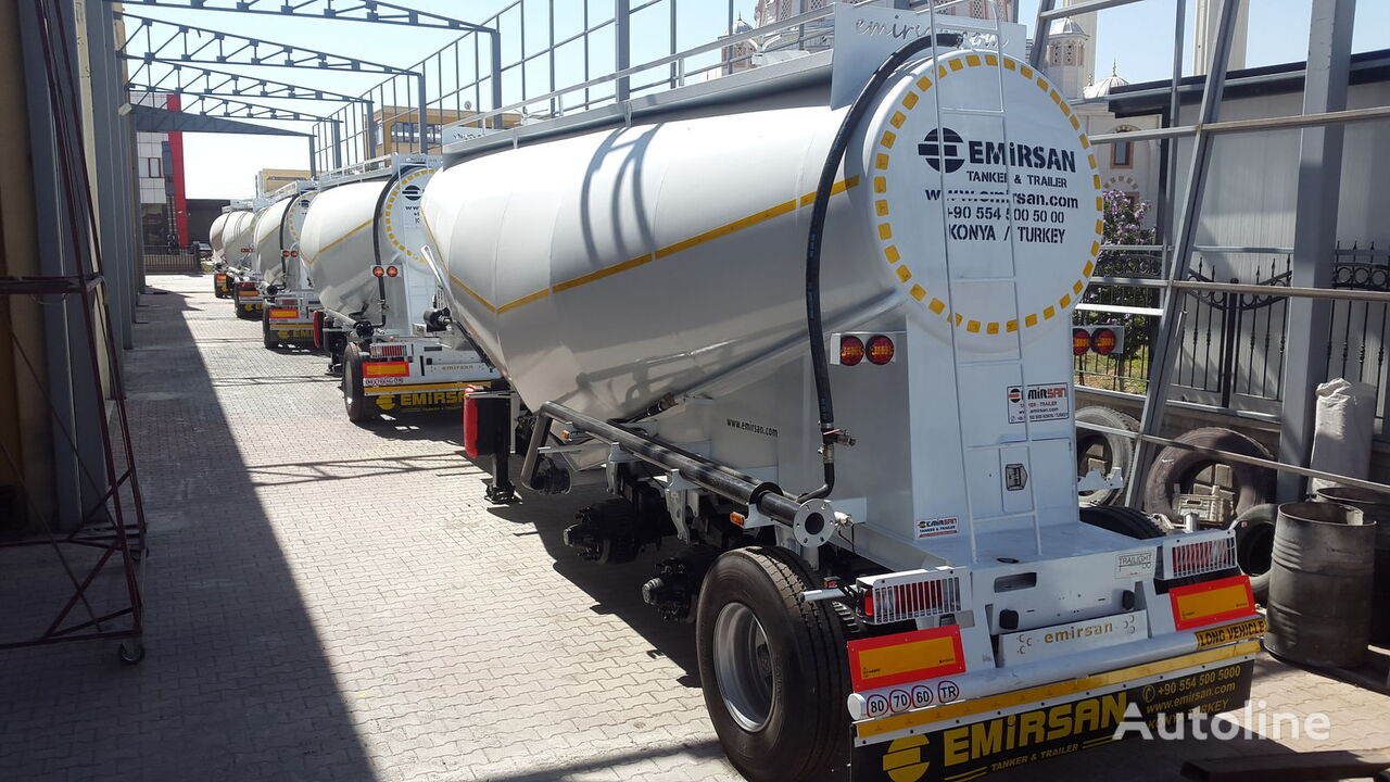 EMIRSAN Manufacturer , Direct from Factory .. cement tank