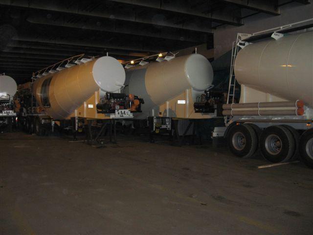 nieuw LIDER LIDER NEW 2017 MODELS bulk cement trailer cement tank