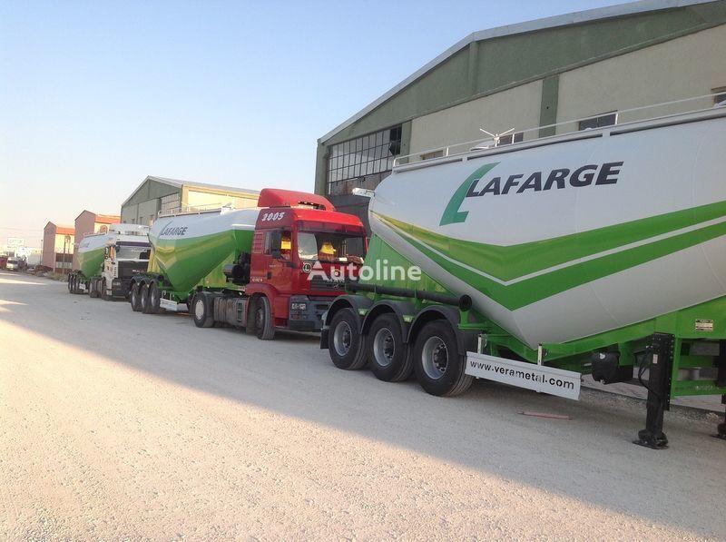 nieuw LIDER NEW 2017 YEAR LIDER TRAILER cement tank