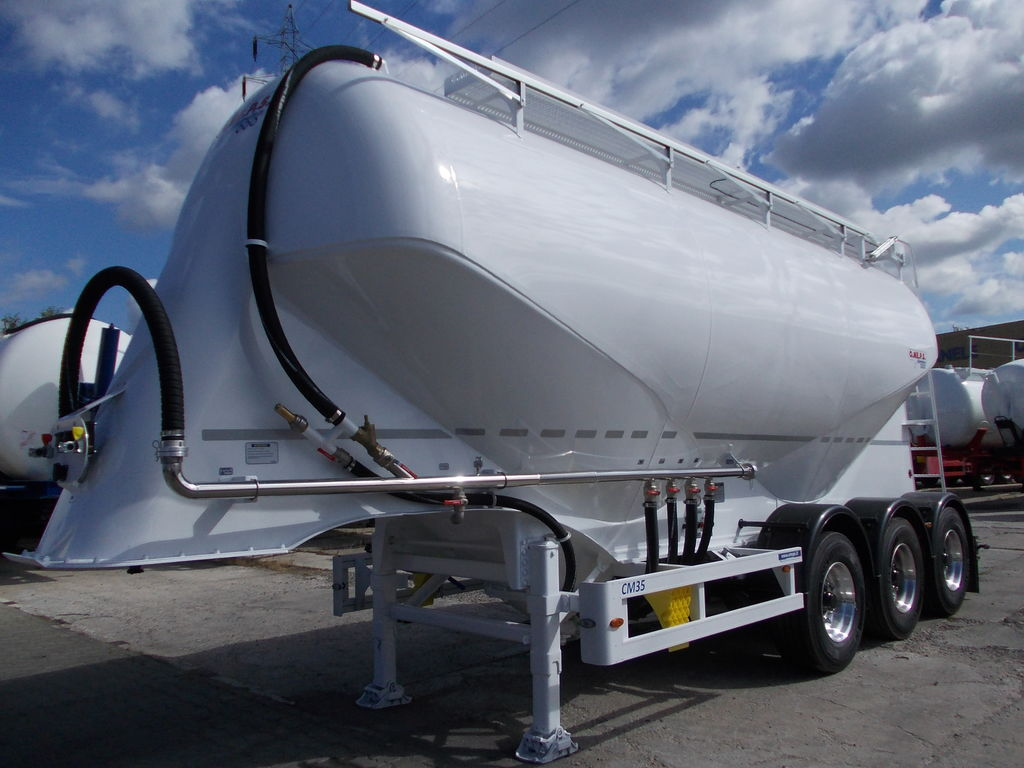 nieuw OMEPS CM 35 NOWA !!! cement tank