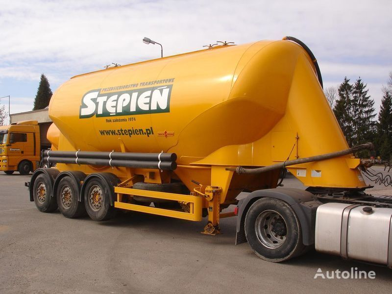 SPITZER SF 27 cement tank