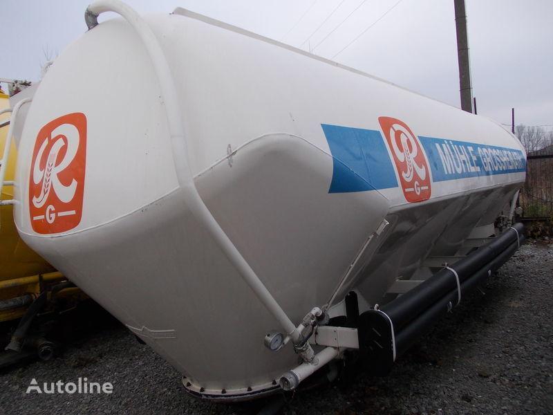 SPITZER SILOS DO MĄKOWOZU !!! cement tank