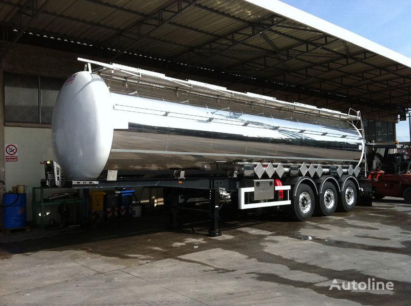 nieuw BSL chemische tank