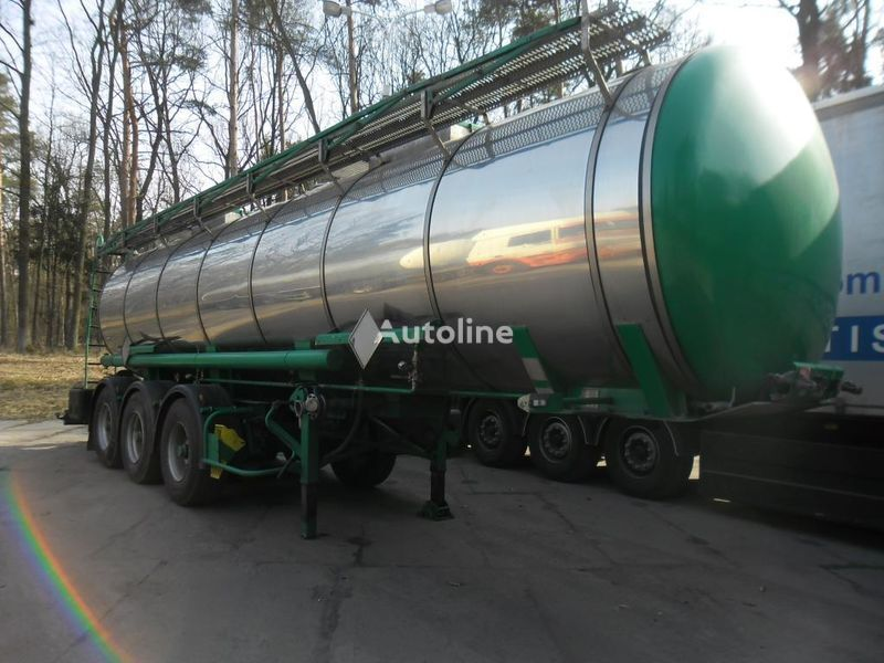 DROMECH LB4H chemische tank