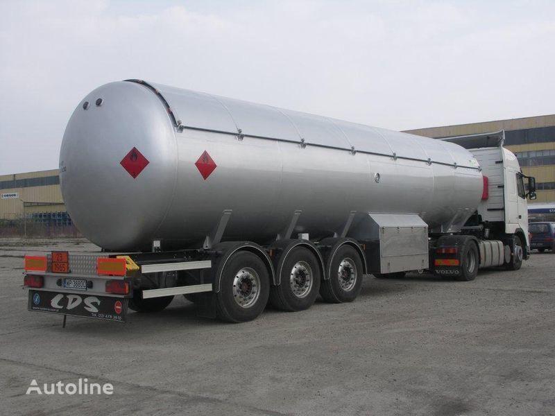 nieuw LDS NCG-48 gastank