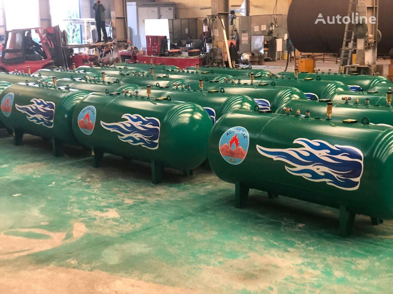 nieuw Micansan 2019 NEW 3 TO 5M3 DOMESTIC TANK gastank
