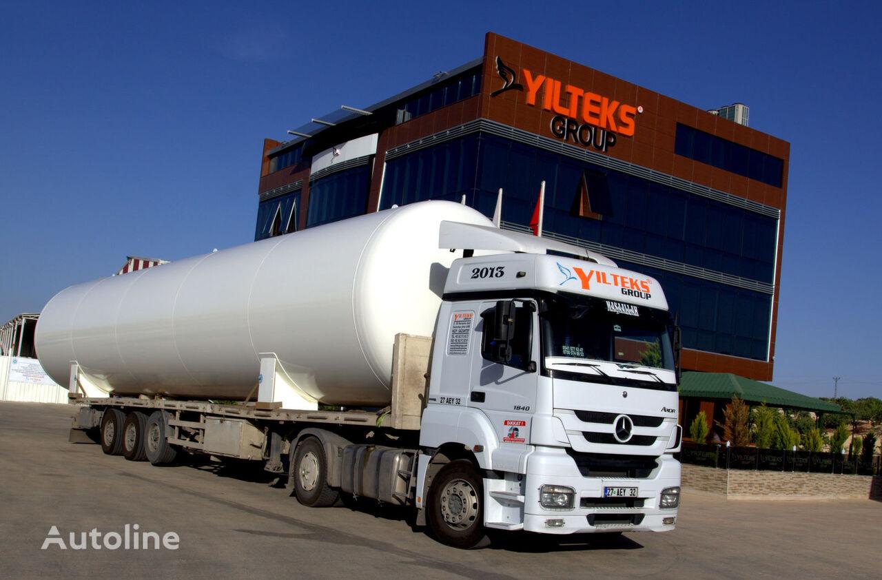 nieuw YILTEKS LPG Storage Tank gastank