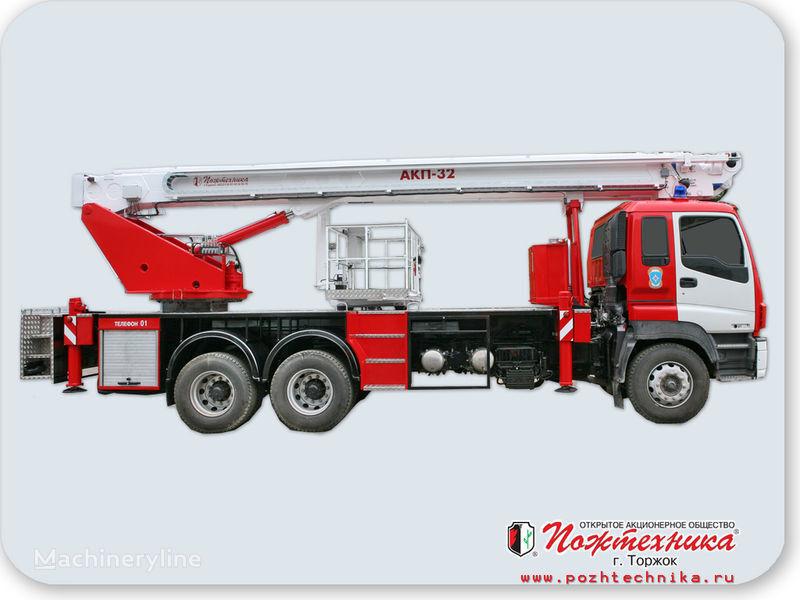 ISUZU AKP-32 Ladderwagen