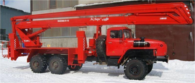 KAMAZ 43253, 43502 Ladderwagen