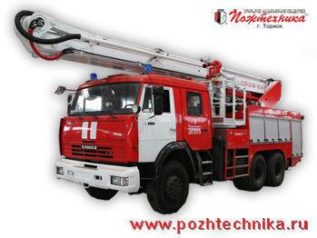 KAMAZ ACPK-2,0-40/100-24     Ladderwagen
