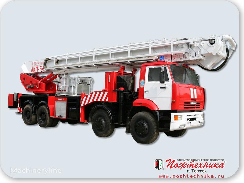 KAMAZ AKP-54 Ladderwagen