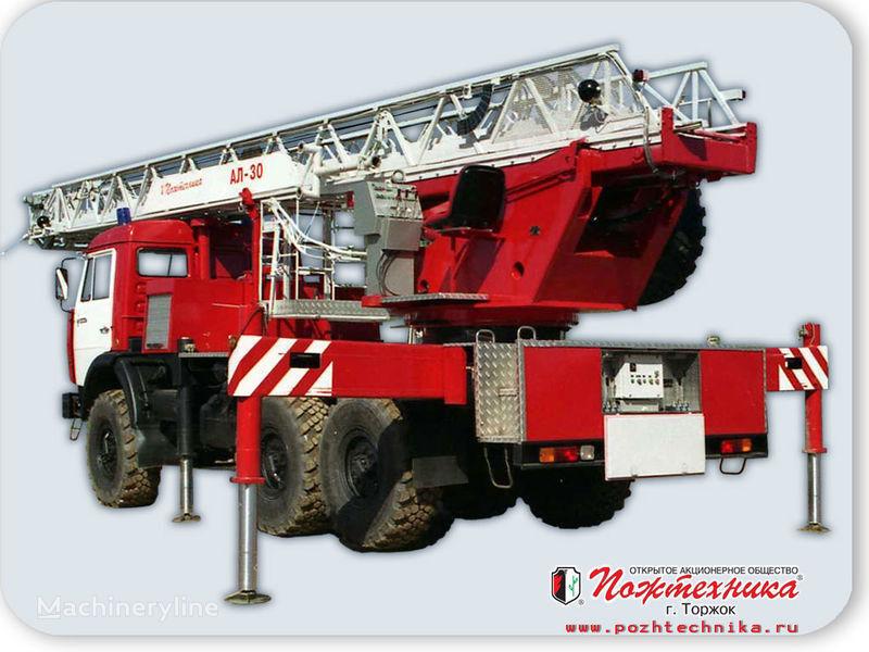 KAMAZ AL-30 Ladderwagen