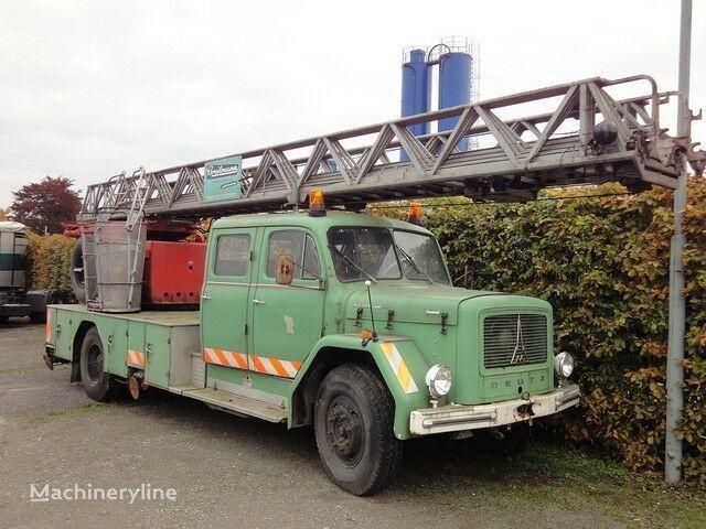 MAGIRUS Deutz Drehleiter DL 30 KHD 150 PS Jupiter Ladderwagen