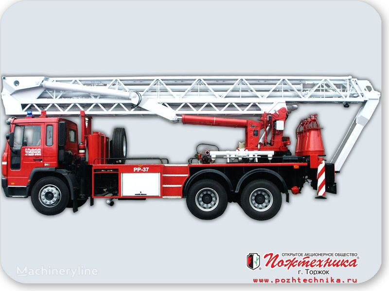 VOLVO PPP-37 Penopodemnik pozharnyy Ladderwagen