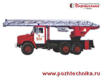 ZIL AL-30 Ladderwagen