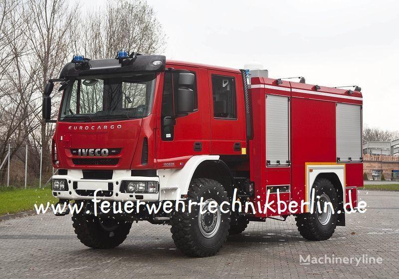 nieuw IVECO Eurocargo ML150E28 WS Fahrgestell.: 4x4 Neufahrzeug, Sofort Verf brandweerwagen