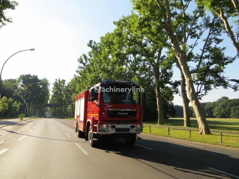 nieuw MAN 18.290 brandweerwagen