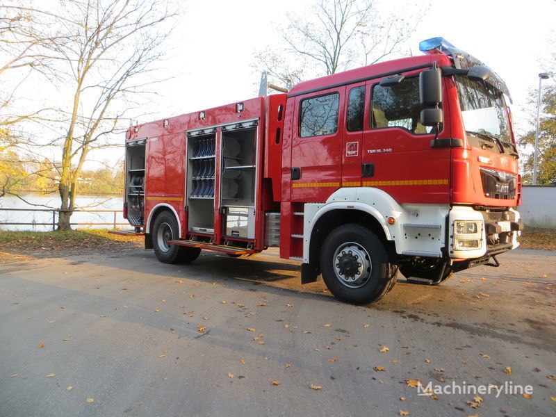 nieuw MAN TGM 18.340 TLF 6000 Neu/New brandweerwagen